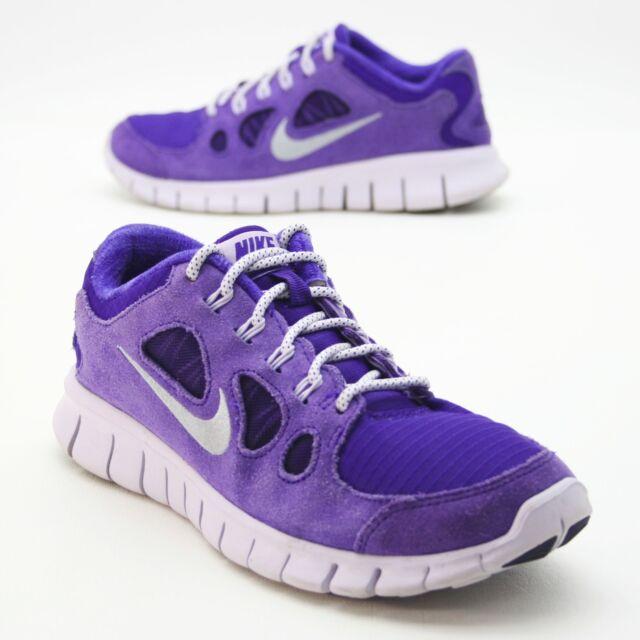 Nike Free Run 5.0 Youth Girls 5Y Kids Running Sneakers Gym Ultra-Lightweight