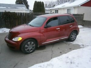 2004 Chrysler PT Cruiser Turbo Charged Sunroof SUV, Crossover