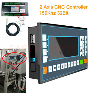 2-Axis-CNC-Motion-Controller-18DI-8DO-150Khz-Control-System-for-Milling-Lathe