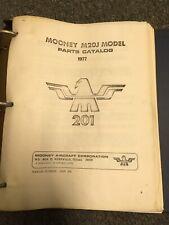 Mooney M20K Parts Catalog