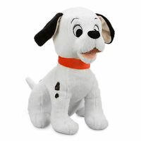 Disney Authentic Lucky Plush 101 Dalmatians 13 H Stuffed Animal Spotted Dog