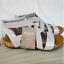 thumbnail 8 - BEARPAW Strappy Silver Sandal Size 9 Open Toe Brea  EUR 40 UK 7