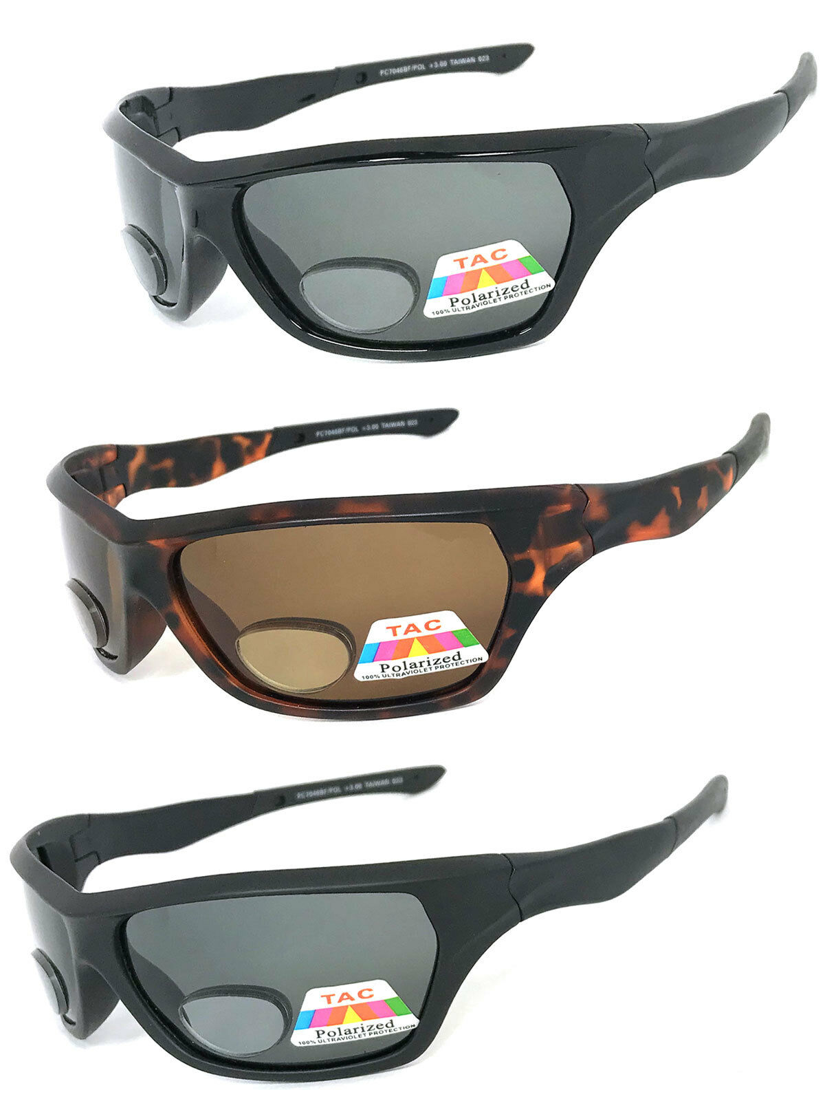 6bc9a52621c You are bidding on ONE of the above. Polarized Bifocal Reading Sunglasses