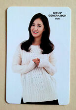 SNSD Girls' Generation SMTOWN COEX OFFICIAL FORTUNE COOKIE PHOTOCARD - Yuri
