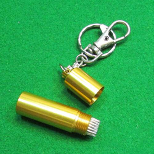 Billard Weitere Sportarten Prep Stick Billard Pool Queue Tipp Shaper Pricker Pick Metall Repair Tool CJ