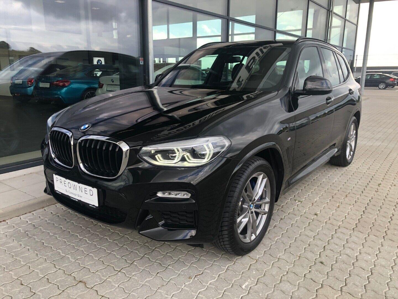 BMW X3 3,0 xDrive30d M-Sport aut. 5d - 769.995 kr.