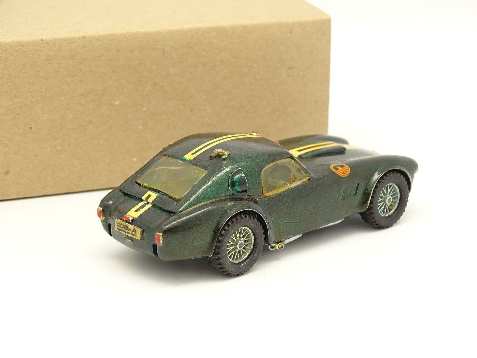 Auto Repliken Set Metall aufgebaut 1 43 - - - AC Kobra coupé 4e2bc3