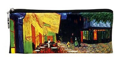 *van Gogh*  Stiftemappe Stiftemäppchen Mäppchen Etui  Cafe bei Nacht