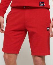 New Mens Superdry Mens Dry Originals Shorts Buoy Red
