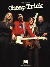 The Best of Cheap Trick Sheet Music Piano Vocal Guitar SongBook NEW 000160840
