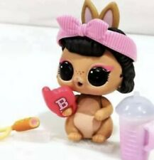LOL Surprise Pets Doll Series 4 Animals Short Stop Hop Bunny Brown Rabbit