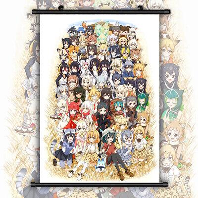 Monogatari Anime Manga Wallscroll Poster Kunstdrucke Bider Drucke