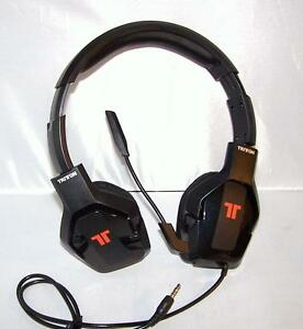 mad catz tritton trigger headset headpone with microphone. Black Bedroom Furniture Sets. Home Design Ideas