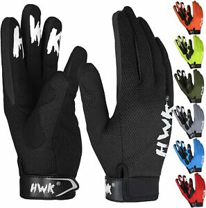 HWK Motorcycle Gloves for Men & Women Riding Driving Tactical All-Purpose Gloves
