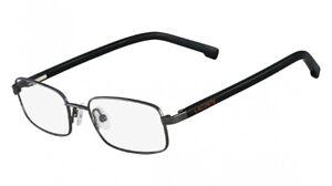 4cc13e48ca Image is loading NEW-Lacoste-L3101-Eyeglasses-033-Gunmetal-100-AUTHENTIC