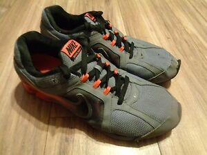 Details about NIKE Reax Run 8 Mens Size 13 RN 599579 006 Gray & Red