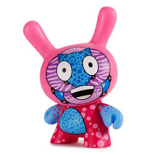 "KidRobot Codename Unknown PINK ED. 5"" Dunny Vinyl Figure by Sekure D SOLD OUT"