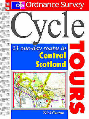 Philip's Cycle Tours Central Scotland-ExLibrary