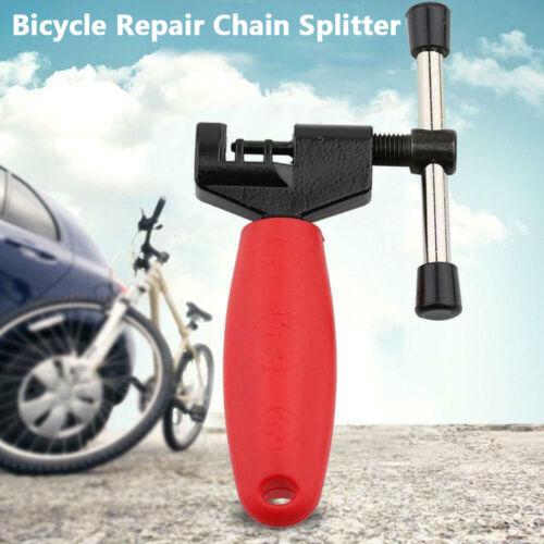 Bicycle Bike Chain Splitter Bike Chain Link Remover Cutter Repair Breaker Tool