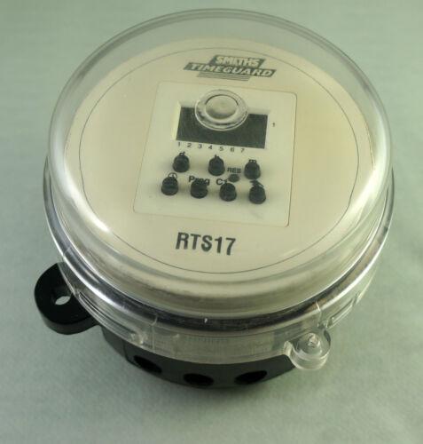 Smiths timeguard rts17 1 Canal Digital De Montaje Superficial tiempo Switch D397