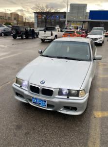 1997 BMW Série 3 M Package bumper