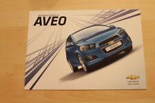 76349) Chevrolet Aveo Prospekt 2011