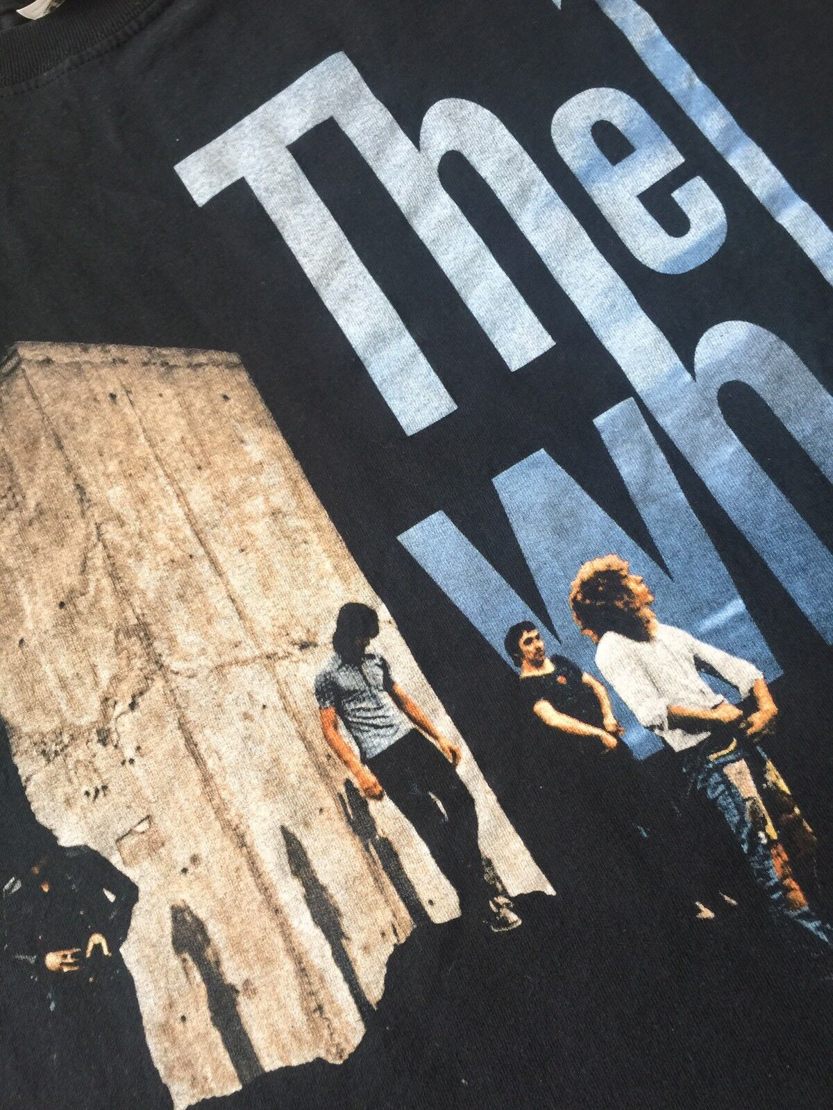 ORG. 2002 THE WHO, The Detours London Keith, Roge… - image 3