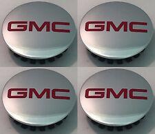 GMC ACADIA Wheel Chrome Hub Center Cap SET