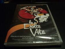 "DVD NEUF ""LA DOLCE VITA"" Marcello MASTROIANNI, Anita EKBERG / Federico FELLINI"