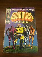 MARVEL COMICS MARVEL SUPER-HEROES # 18 1ST GUARDIANS OF THE GALAXY