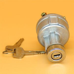 ignition switch with 2 keys fit john deere 650 750 850 yanmar ebayimage is loading ignition switch with 2 keys fit john deere