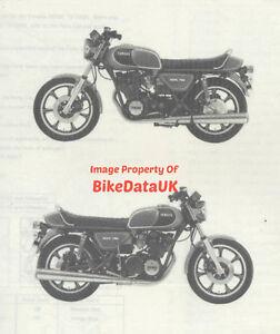 Yamaha-XS750-1979-gt-Genuine-Parts-List-Catalog-Book-Manual-XS-750-3G9-1T4-BG67