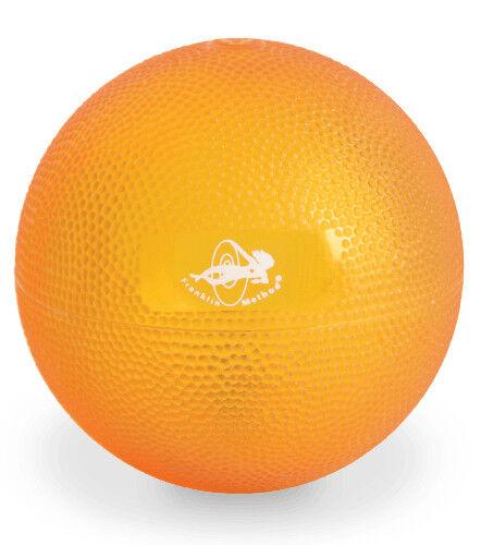 "Franklin Method Tough Ball Massage Tight Sore Muscles Ful Body Orange 3.75/"""