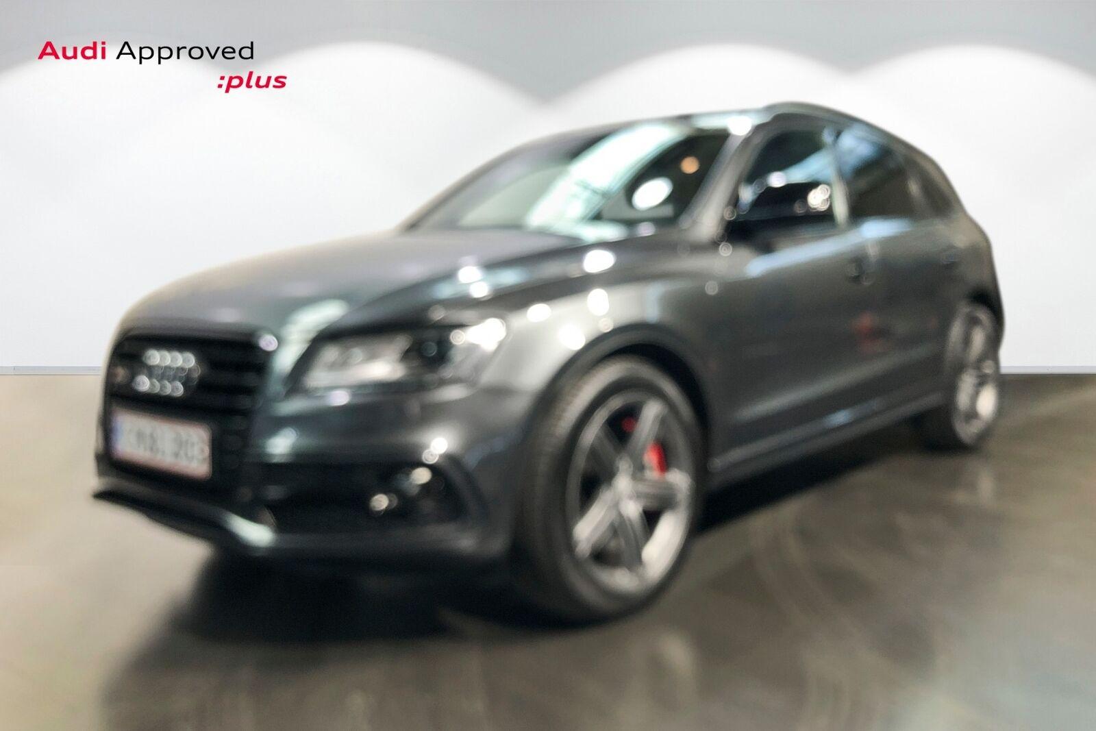 Audi SQ5 3,0 TDi 340 Plus quattro Tiptr. 5d - 719.900 kr.