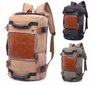 Image is loading NEW-Stylish-Travel-Large-Capacity-Backpack-Luggage-Shoulder - 1971bf89b378b