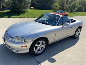 2002 Mazda Miata  Excellent Condition
