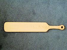 """US Style 23"""" x 4"""" US style Punishment spanking Paddle (cane)"""