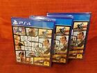 Grand Theft Auto 5 GTA V for Playstation 4 Console PS4 Pro New Ships Fast !!!