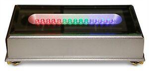 15 LED 3 Color Base Stand Base for Crystal, Glass, AC/DC 3D Display USA Seller