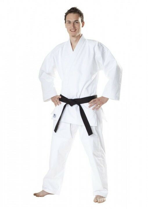 Dax Sports- SV-ANZUG SV-ANZUG SV-ANZUG DAX BUSHIDO COMPETITION Weiß. 150-200cm. Baumwolle. 7b4d27