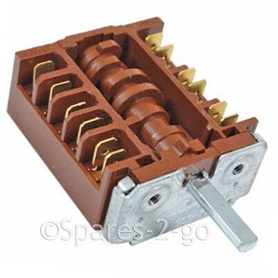 piani cottura INDESIT Parte di Ricambio 6 posizione selettore funzione interruttore per fornelli