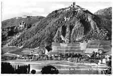 AK, Bad Godesberg, Der Drachenfels, die Drachenburg und der Petersberg, um 1960