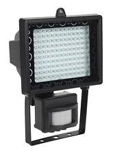 Proyector De Seguridad 130 LED Lámpara de Sensor de Movimiento Jardín al aire libre de baja energía Pir