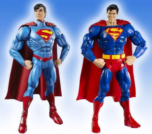 """Then and Now/"""" Set-Nouveau 52! DC UNIVERSE CLASSICS ALL-STARS /""""SUPERMAN"""