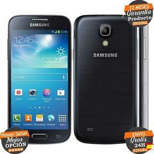 397c8efe0e2 Movil Samsung Galaxy S4 Mini GT-i9195 8GB Single SIM Libre Negro   C ...