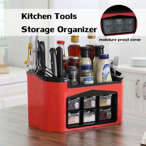 New-shelf-Container-Spice-Jar-Salt-Herb-Seasoning-Box-Kitchen-Storage-Pot-Rack
