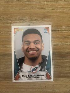 Tua Tagovailoa Rc Rookie/ 2020 Panini Miami Dolphins