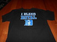 item 4 Duke Blue Devils NCAA I Bleed Royal Blue Mens Small T-shirt Champs  Black BALL -Duke Blue Devils NCAA I Bleed Royal Blue Mens Small T-shirt  Champs ... 1b21eb55c02c