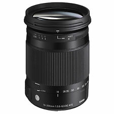 Sigma 18-300mm f/3.5-6.3 DC OS HSM Macro Contemporary Lens (Canon) *NEW*