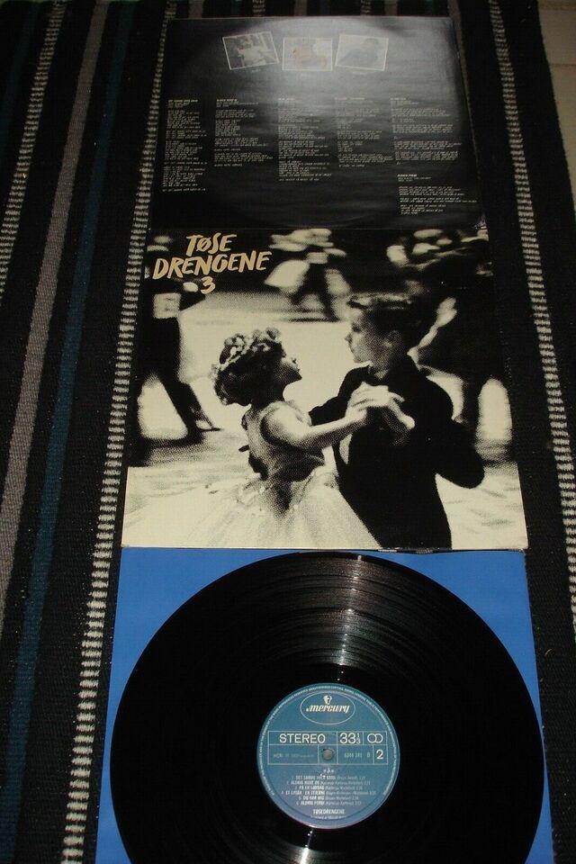 LP, Tøsedrengene ( Reggae-Pop ), 3